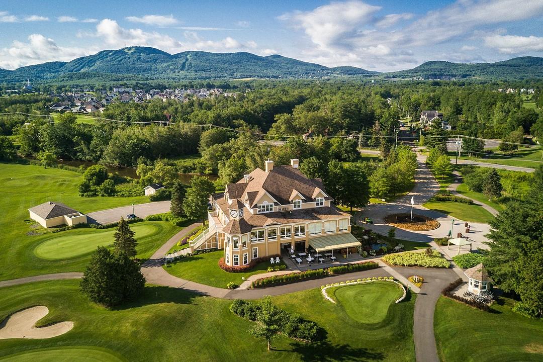 Golf Royal Bromont 7