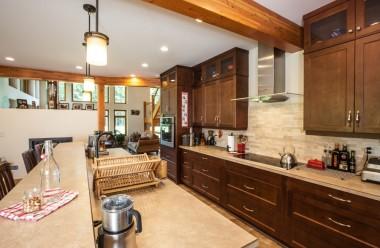 luxury revelstoke timber frame home 4