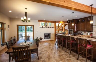 luxury revelstoke timber frame home 5
