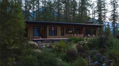 kootenay lake village luxury home 2