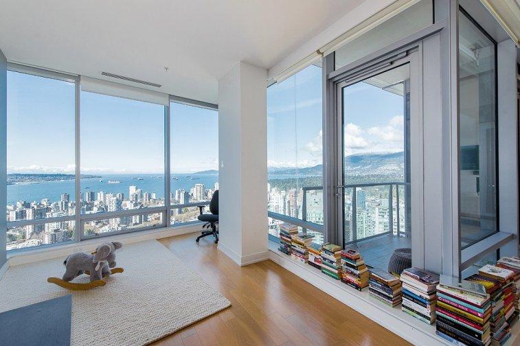 shangri-la vancouver luxury condo view 2