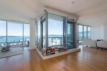 shangri-la vancouver luxury condo view 3