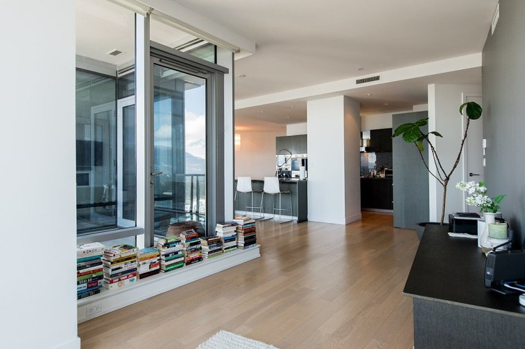 shangri-la vancouver luxury condo view 4