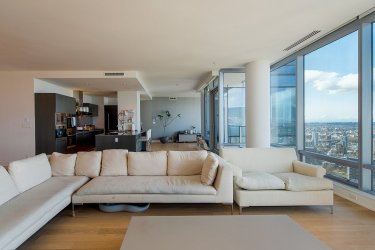 shangri-la vancouver luxury condo view 6