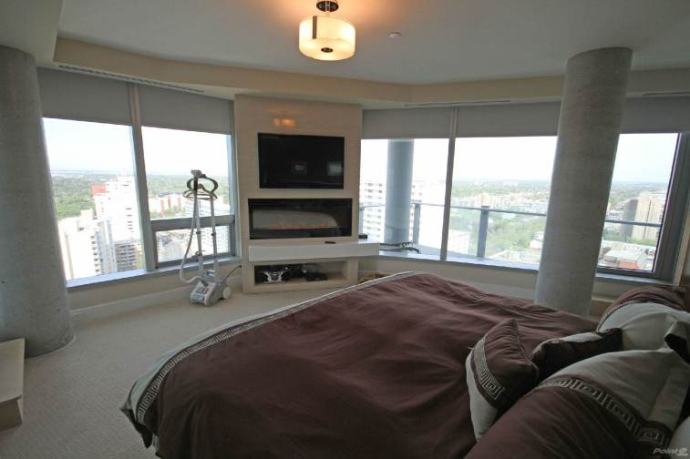 the pearl tower edmonton luxury 2 bedroom condo 10