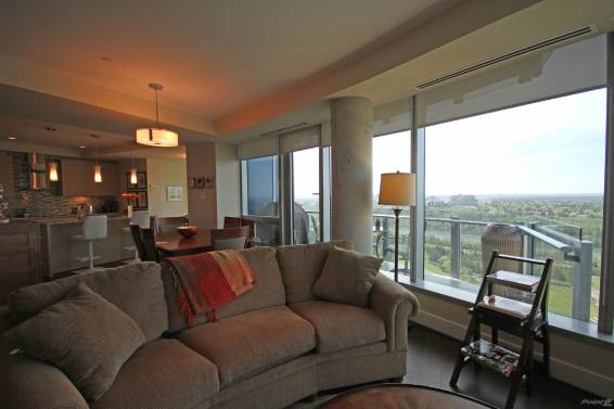 the pearl tower edmonton luxury 2 bedroom condo 2