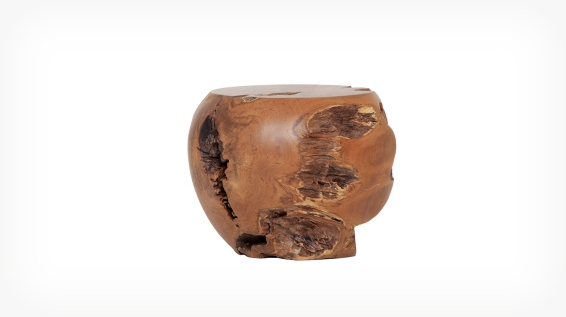 teak wood stool eq3 2