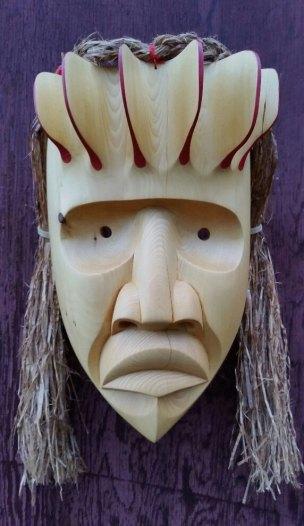 tony speers mask 9