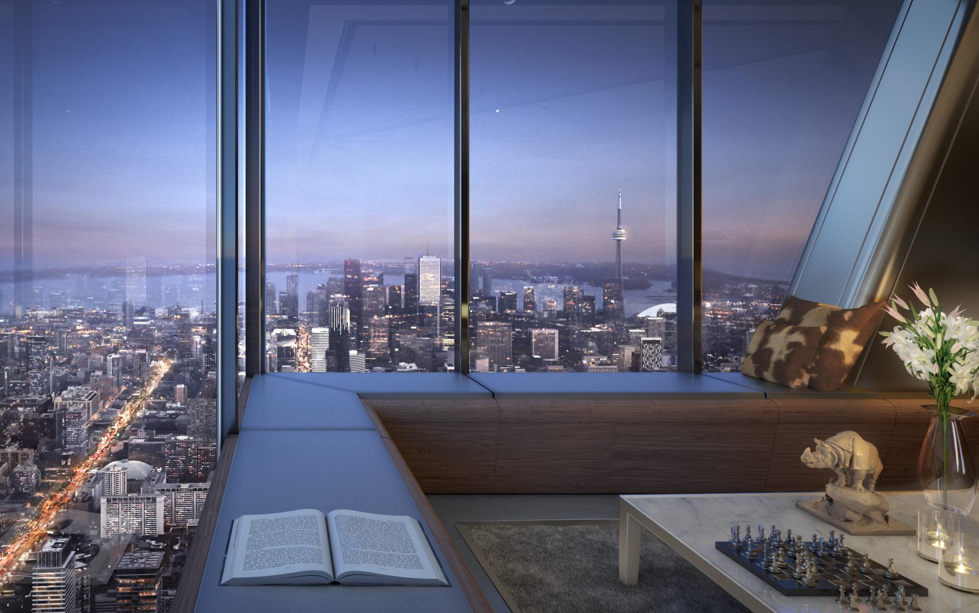 New York Apartment Luxury Penthouses