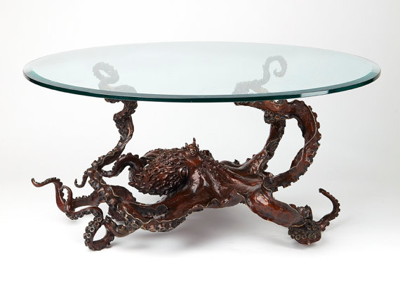 octopus coffee table 1