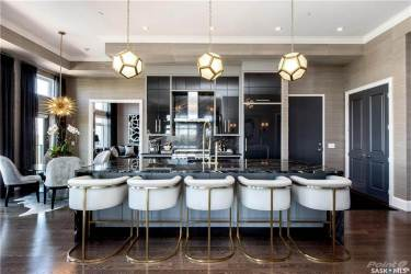 Saskatoon Penthouse In LUXE Broadway 5