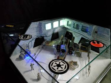Star Wars Hoth Battle Table 1