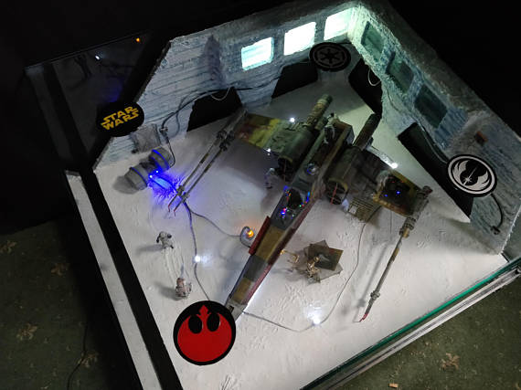 Star Wars Hoth Battle Table 2