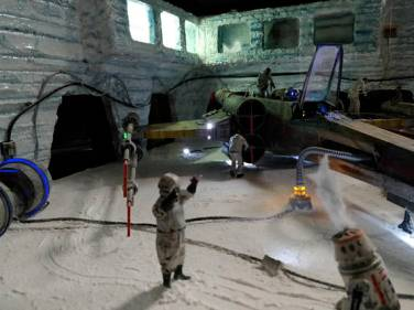 Star Wars Hoth Battle Table 4