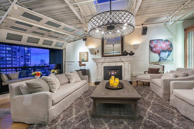 yaletown penthouse loft vancouver 2