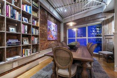 yaletown penthouse loft vancouver 3