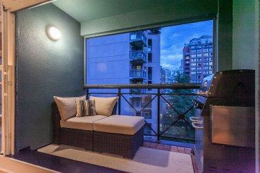 yaletown penthouse loft vancouver 5