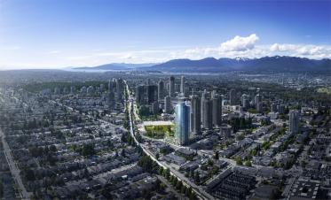 Polaris Development at Metrotown 1