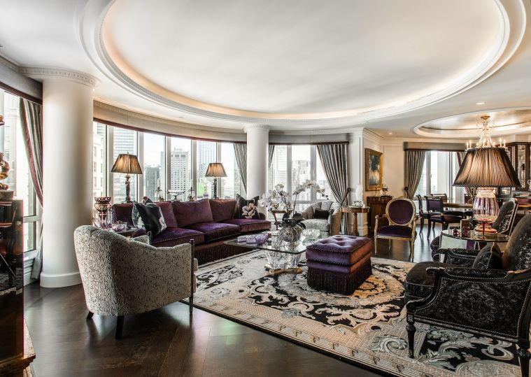 Le Roc Fleuri Penthouse 1