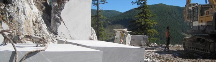 vancouver island marble quarry 1