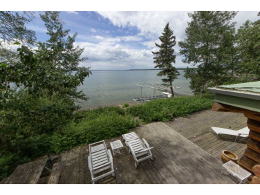 67 silver beach alberta log cabin 3