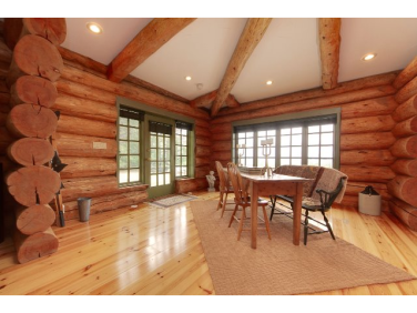 67 silver beach alberta log cabin 4