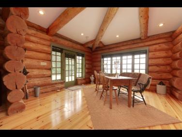 67 silver beach alberta log cabin 4