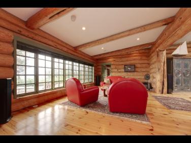 67 silver beach alberta log cabin 5
