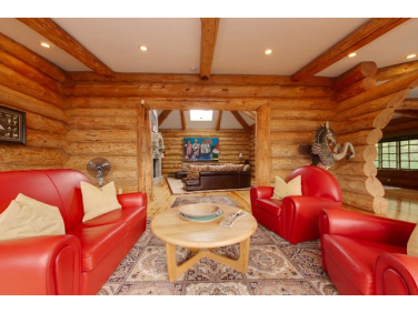 67 silver beach alberta log cabin 6