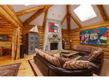 67 silver beach alberta log cabin 7