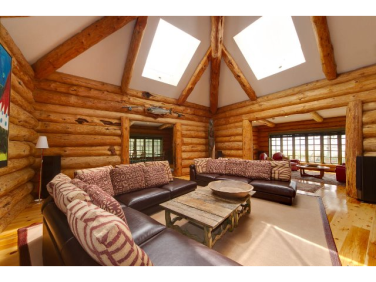 67 silver beach alberta log cabin 8