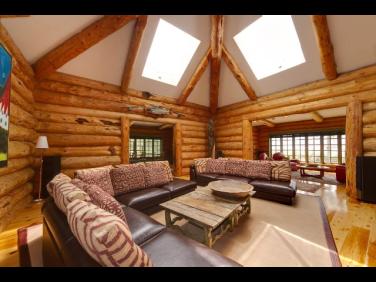 67 silver beach alberta log cabin 8