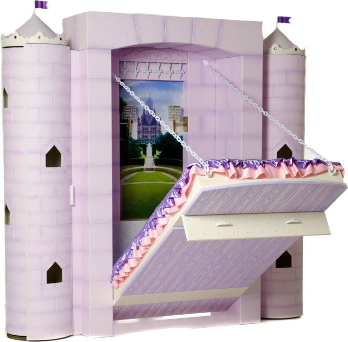 luxury princess bed 1