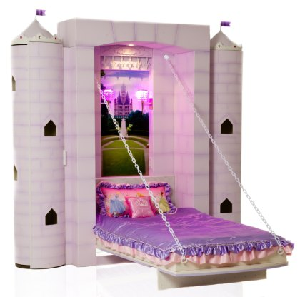 luxury princess bed 2