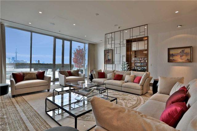 155 Cumberland Street penthouse 5