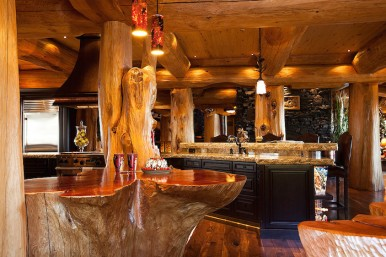 canada's most luxurious log cabin white spirit lodge 3