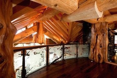 canada's most luxurious log cabin white spirit lodge 6