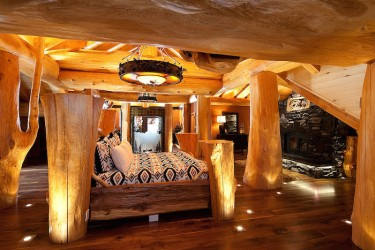 canada's most luxurious log cabin white spirit lodge 7