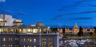 customs house penthouse for sale victoria bc 1