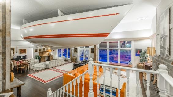 genoa bay home boat in ceiling 12