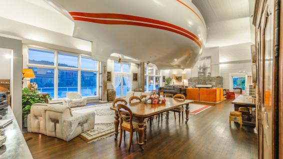 genoa bay home boat in ceiling 6