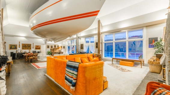 genoa bay home boat in ceiling 8