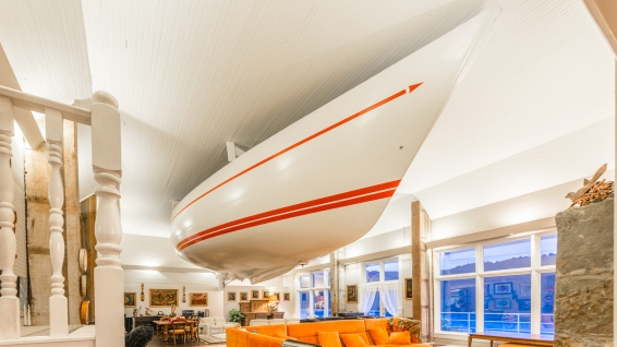 genoa bay home boat in ceiling 9