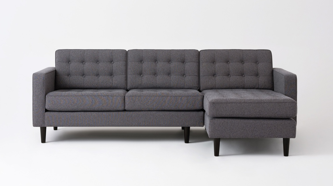 Reverie Apartment 2-Piece Sectional Sofa eq3