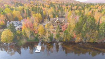 saint-donat country estate luxury