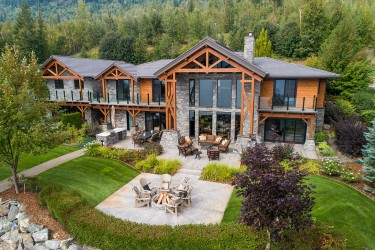 shuswap lakefront luxury home for sale 1