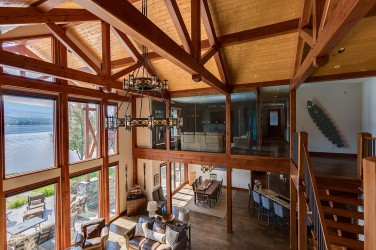 shuswap lakefront luxury home for sale 5