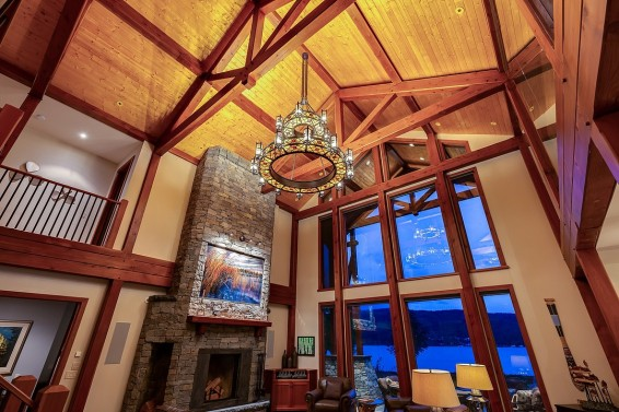 shuswap lakefront luxury home for sale 7