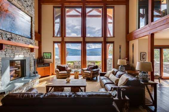 shuswap lakefront luxury home for sale 8