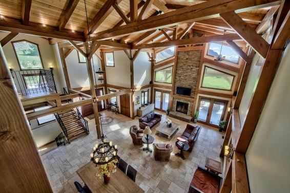 shuswap riverfront luxury home for sale 8